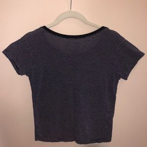 Cropped Brandy Melville Top